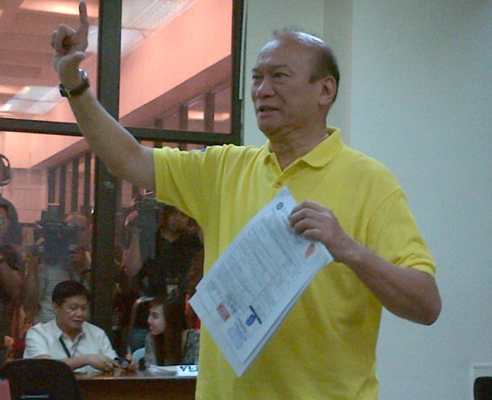 Candidate for Senator 2013: Ramon Magsaysay, Jr. and His Profile