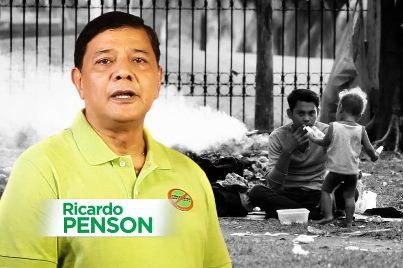 Candidate for Senator 2013: Ricardo Penson and His Profile