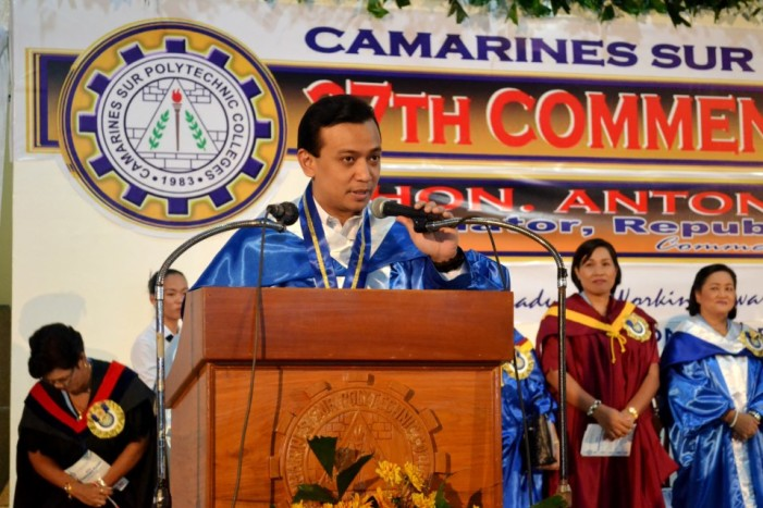 Candidate for Senator 2013: Antonio Trillanes IV and His Profile
