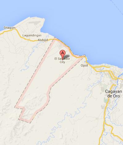 El Salvador Barangay Elections Results Halalan - Cities map el salvador map