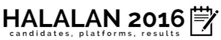 Halalan 2016 Logo