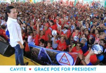 Grace Poe Profile Picture (Background)