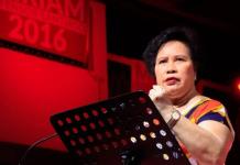 Miriam Santiago Presidentiable